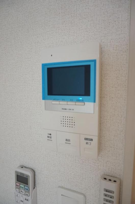 アビタシオン吉祥院 308号室のセキュリティ