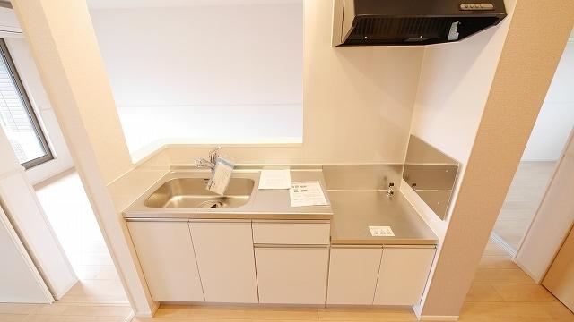 インペリアルB 02020号室のキッチン