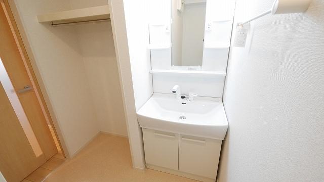 インペリアルB 02020号室の洗面所