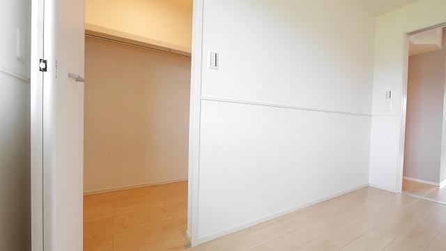 インペリアルB 02020号室の収納