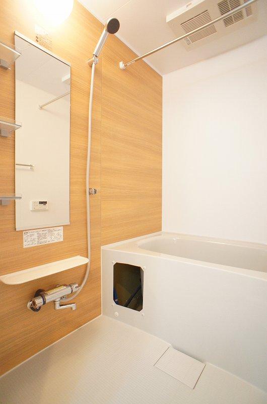 ゆりの木・Ⅵ 01010号室の風呂
