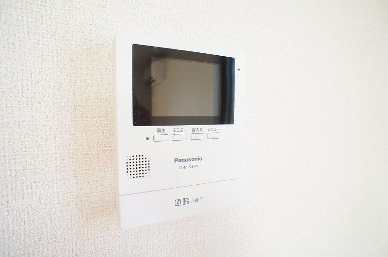 ゆりの木・Ⅵ 01010号室のセキュリティ