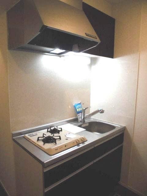 ヴェルファイア 01010号室のキッチン