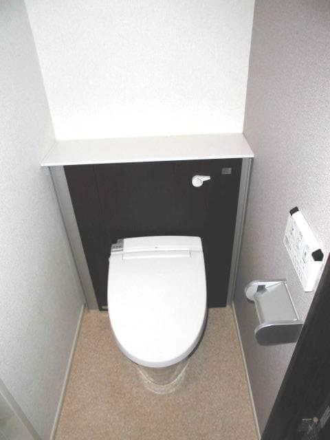 ヴェルファイア 01010号室の収納