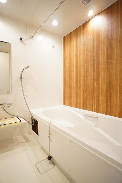 グラン・シャリオ シャトー B 02010号室の風呂