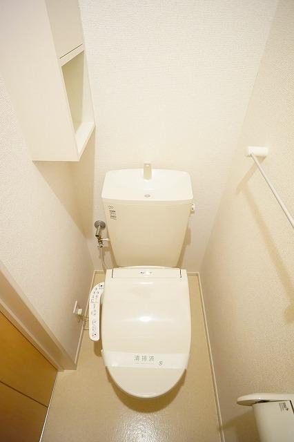 グラン・シャリオ シャトー B 02010号室のトイレ
