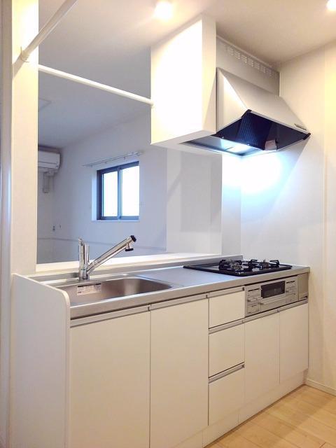 ベル フィオーレ 02040号室のキッチン