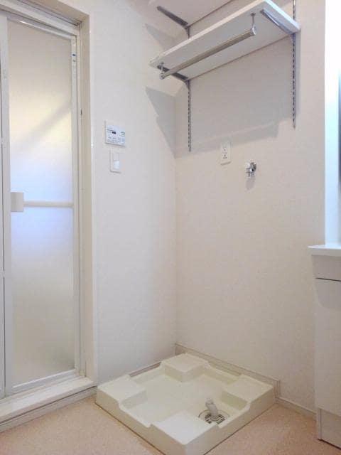 ベル フィオーレ 02040号室の洗面所