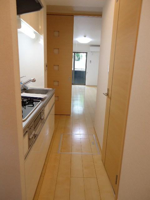 櫓(yagura) 03040号室のリビング
