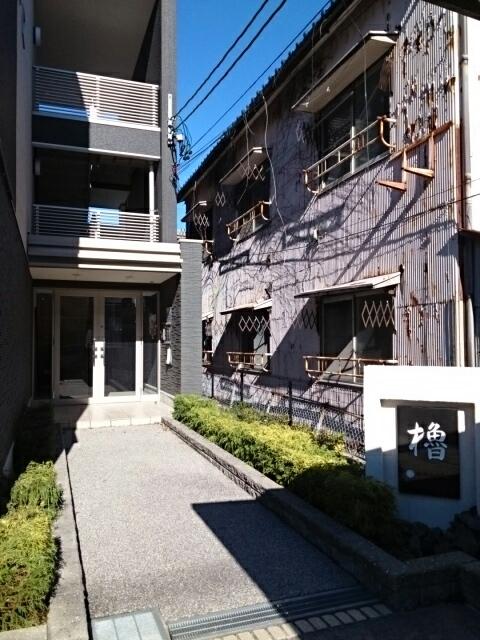 櫓(yagura) 03040号室のエントランス