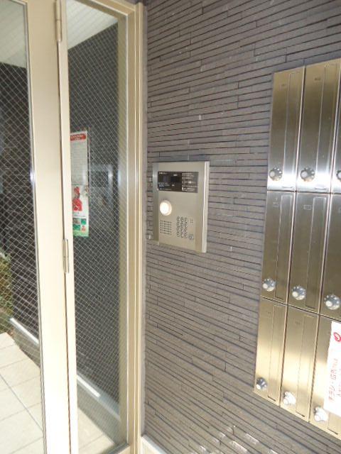 櫓(yagura) 03040号室の玄関