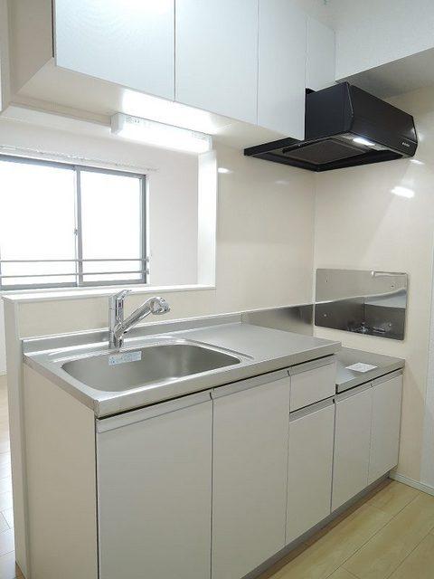 レガリア 301号室のキッチン