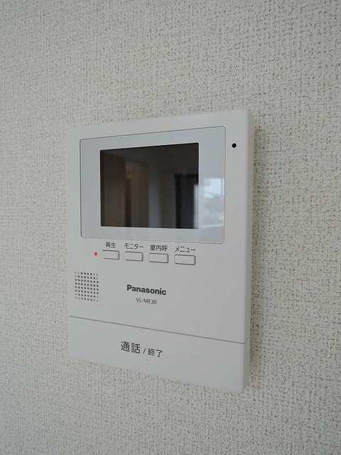 レガリア 301号室の設備