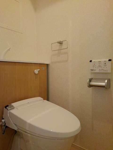 エラーブル港南 202号室の収納