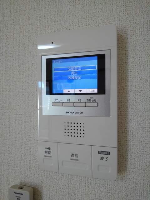 エラーブル港南 202号室のセキュリティ