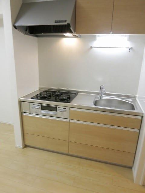 スカイ ピース ロード 203号室のキッチン