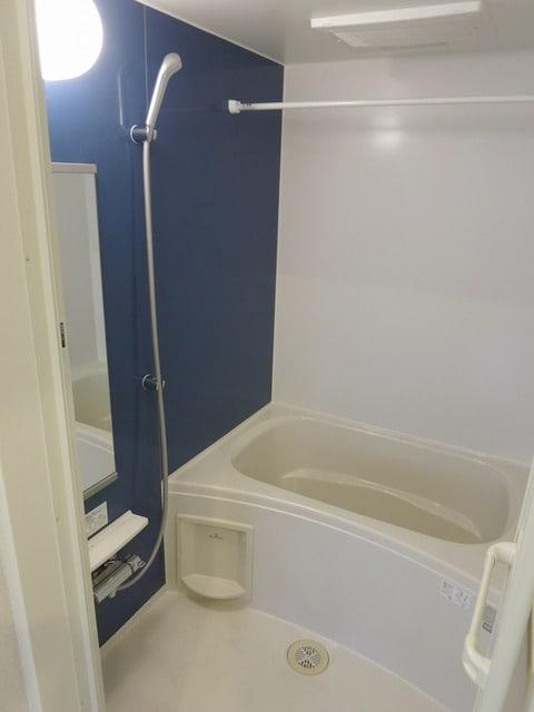 スカイ ピース ロード 203号室の風呂