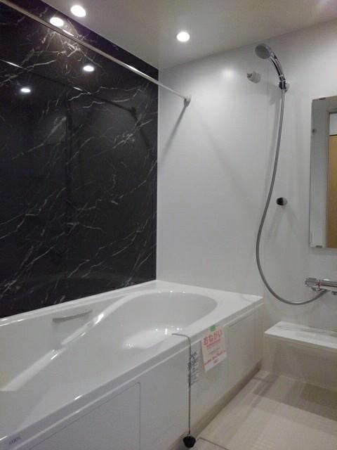 プラシード豊D 01010号室の風呂