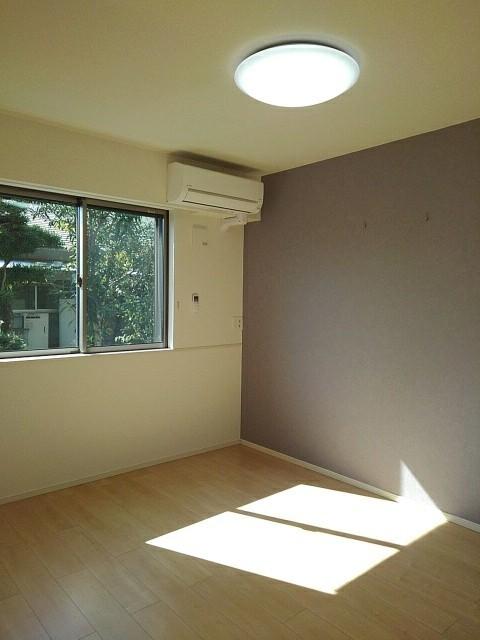 プラシード豊D 01010号室の収納