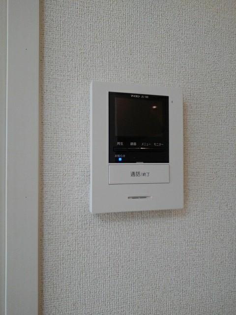 プラシード豊D 01010号室のバルコニー