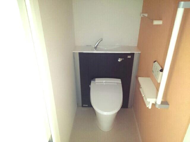 foresta 御所ノ内 302号室のトイレ
