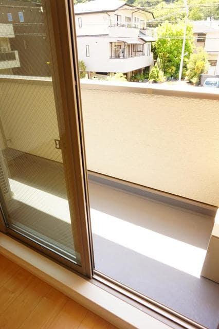 ディアコート 宮脇 02030号室のバルコニー