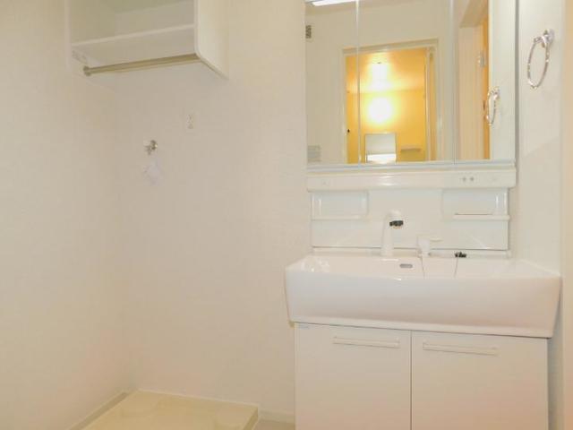 メゾン・ド・yu Ⅰ 01020号室の洗面所