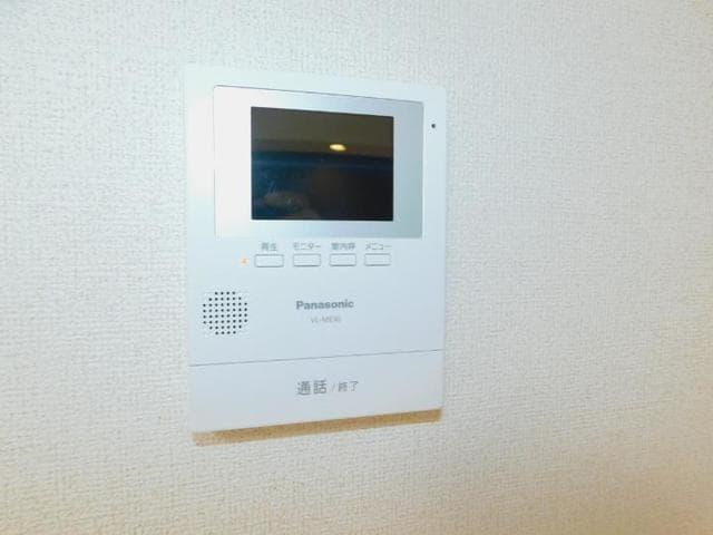 メゾン・ド・yu Ⅰ 01020号室のセキュリティ