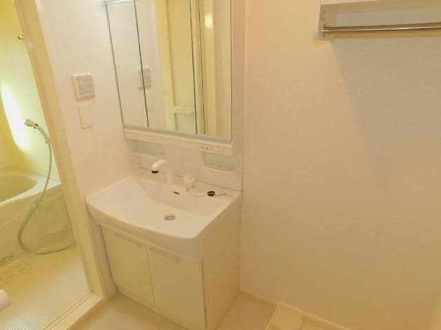 メゾン・ド・yu Ⅰ 02020号室の洗面所