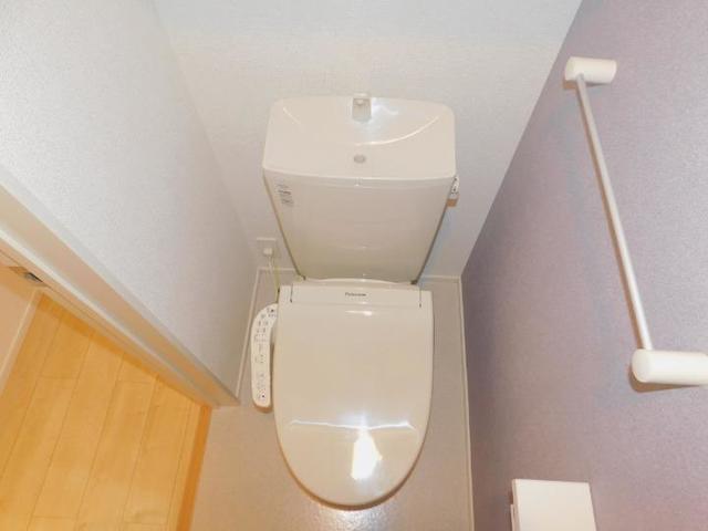 メゾン・ド・yu Ⅰ 02020号室のトイレ