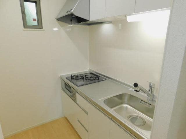 メゾン・ド・yu Ⅱ 01010号室のキッチン