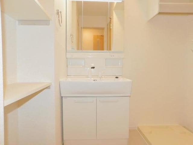メゾン・ド・yu Ⅱ 01010号室の洗面所
