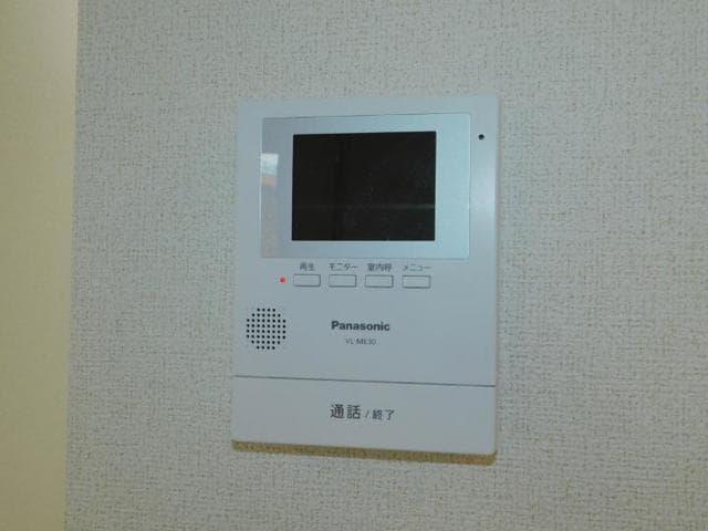 メゾン・ド・yu Ⅱ 01010号室のセキュリティ