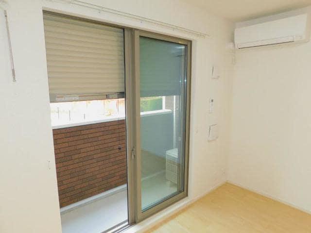 メゾン・ド・yu Ⅱ 01010号室のバルコニー