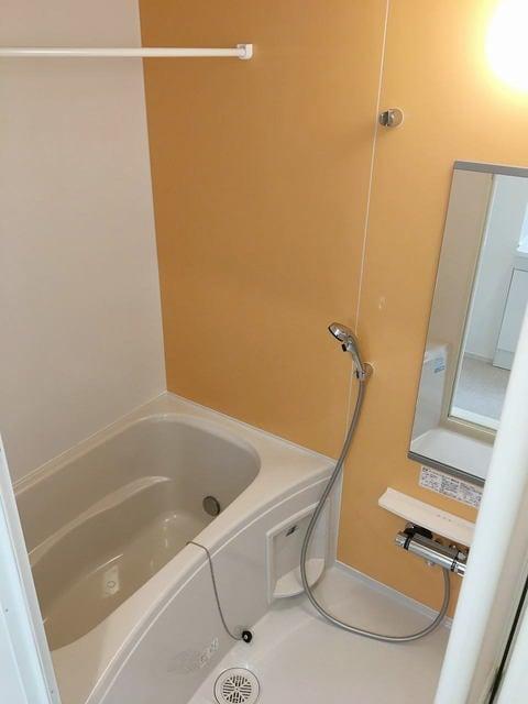 コリーナ稲熊 302号室の風呂