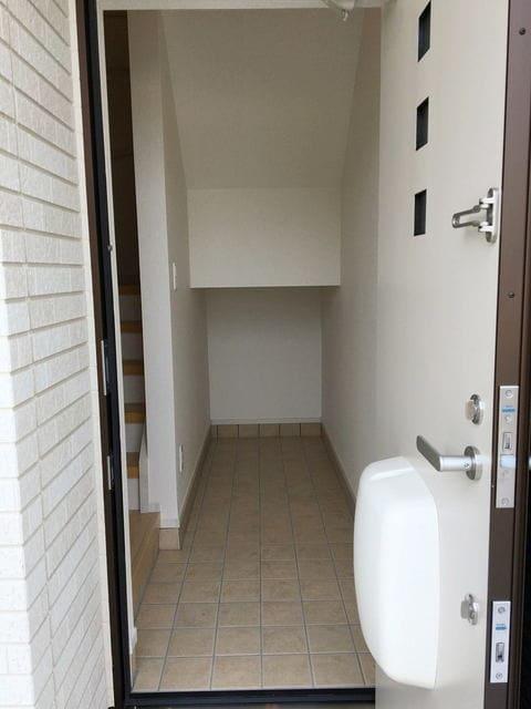 コリーナ稲熊 302号室の玄関