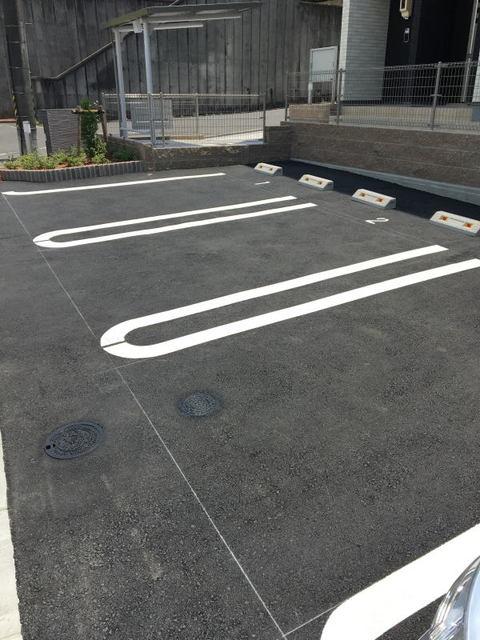 コリーナ稲熊 302号室の駐車場