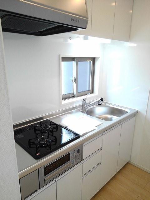 アリエッタ 02020号室のキッチン