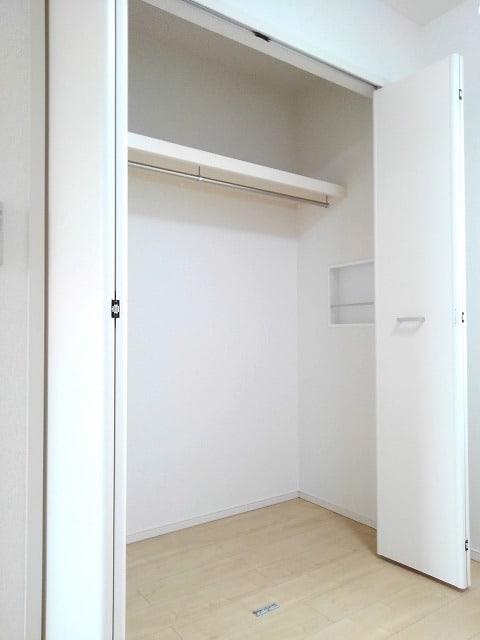 アリエッタ 02020号室の収納