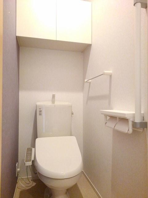 アリエッタ 02020号室のトイレ