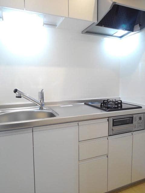 プレッソ246 02010号室のキッチン