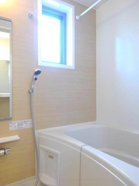 プレッソ246 02010号室の風呂