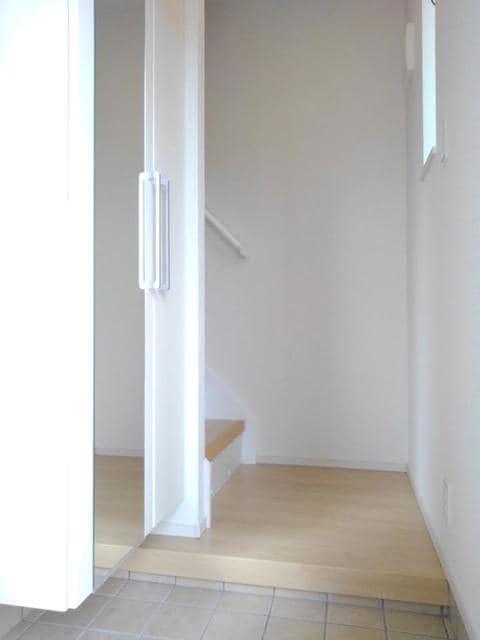 プレッソ246 02010号室の洗面所