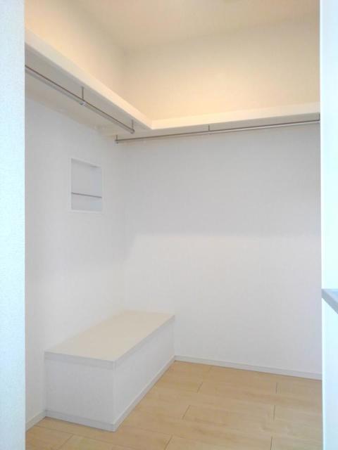 プレッソ246 02010号室のバルコニー
