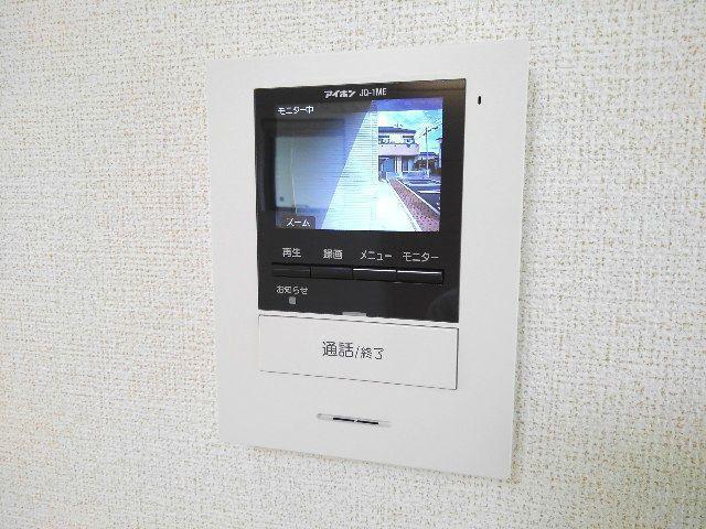 ホワイトメゾンⅤ 01010号室の洗面所