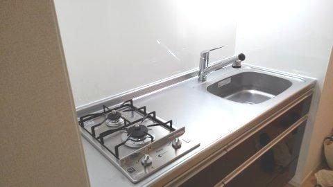 ベルオーブ 02010号室のキッチン