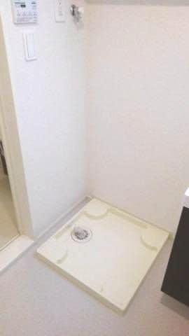 ベルオーブ 02010号室の洗面所