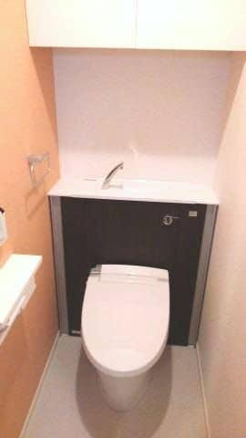 ベルオーブ 02010号室の風呂