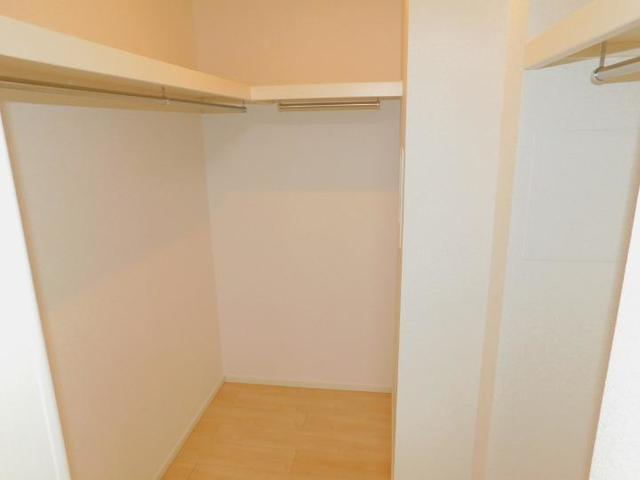 上戸祭町アパート 03020号室の収納