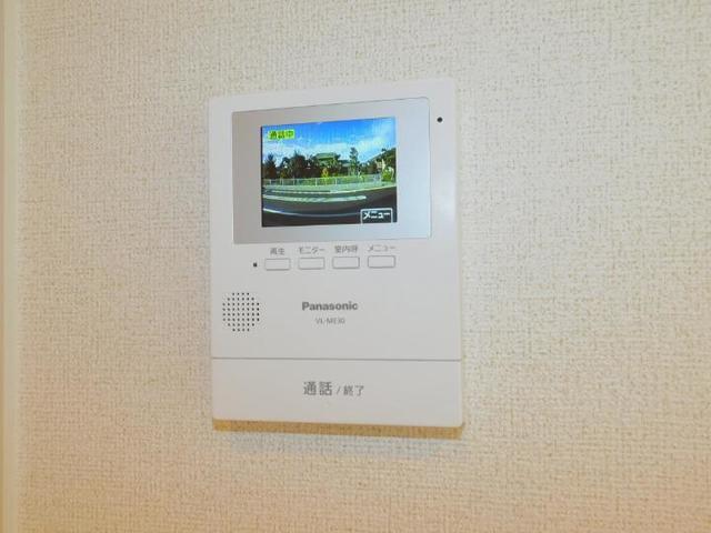上戸祭町アパート 03020号室のセキュリティ